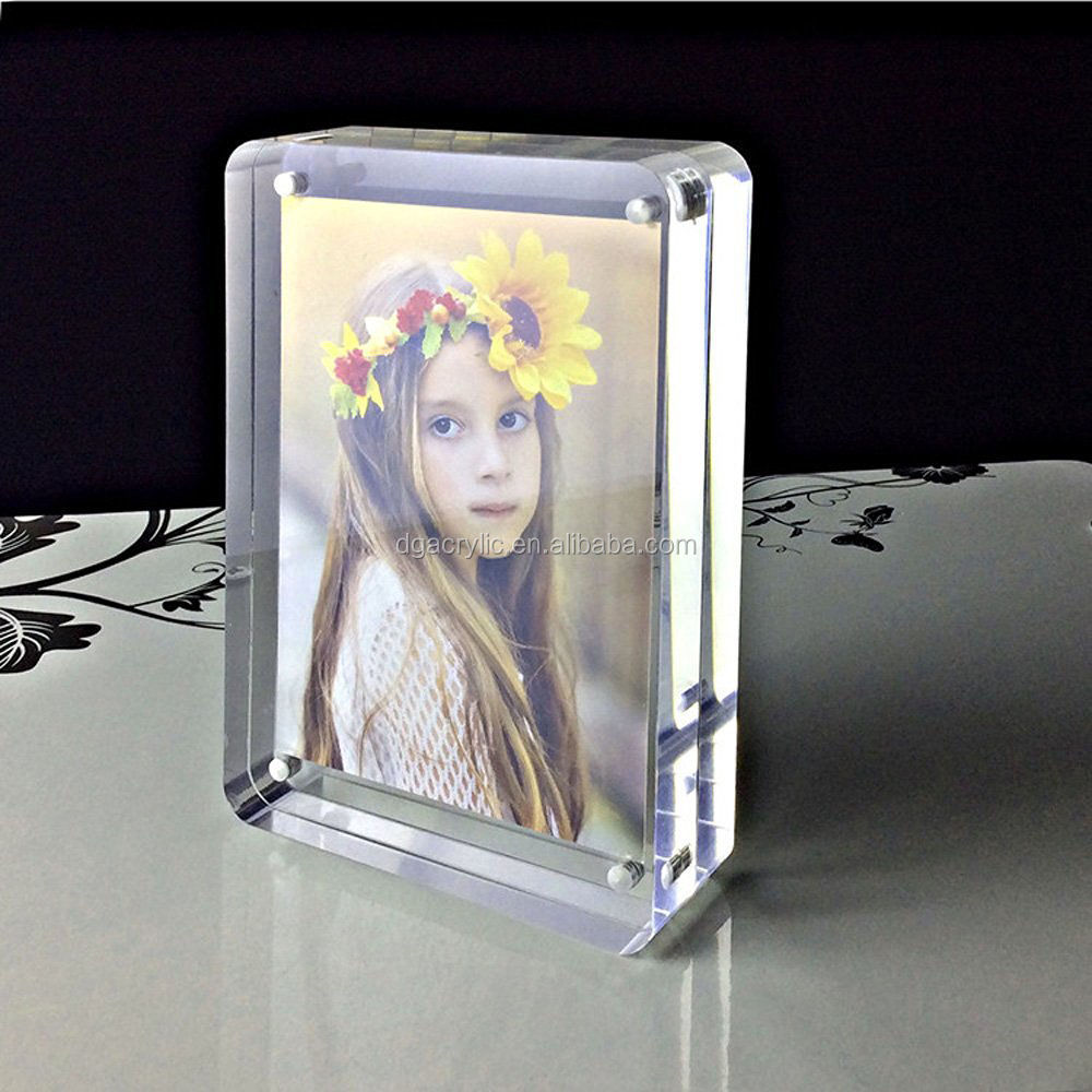 Acrylic Block Picture Frame, Acrylic Block Picture Frame Suppliers ...