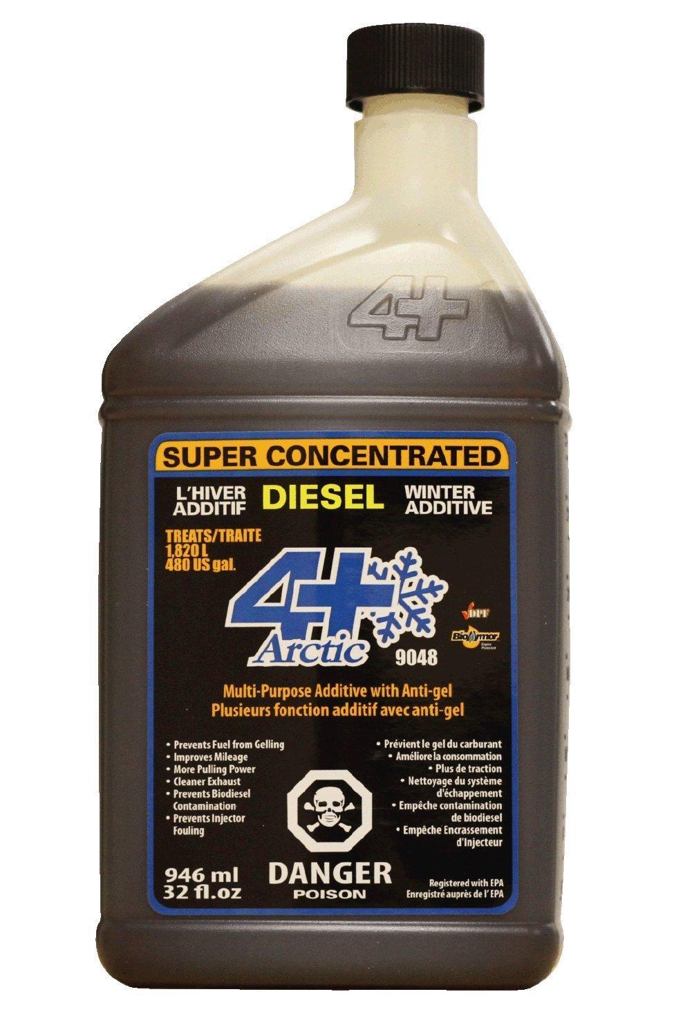 DSG DSCAP32 Diesel Fuel Additive - Arctic 32oz