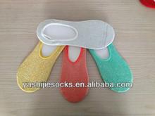 Young teens in toe socks