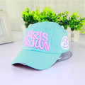 The Rushed Letter New 2016 Women s Outdoor Sports Fashion Korean Candy Colored Hat Letters Baseball