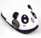 Winter Indoor Panda Slippers Flat Furry Home Cartoon Women emoji Plush Slippers unisex Couple Animal Warm Non-slip Shoes