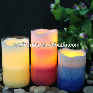 Wax LED Candle Floor Candle For Wedding & Islamic Wedding Gifts