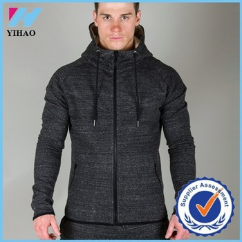 fcefa5101 Yihao mens fleece sports gym hoodies for men factory price high quality  customized men hoody workout