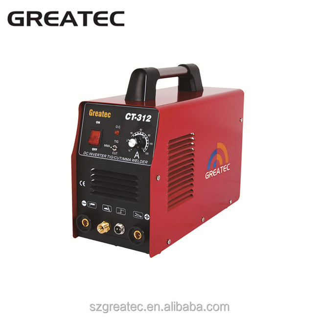 MMA /TIG /CUT Three in one <strong>Welding</strong> and plasma cutting machine CT312