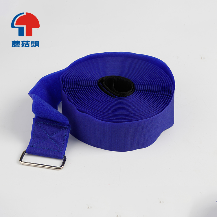Pallet Strapping Belt Hook and Loop Strap With Plastic Buckle