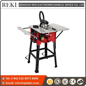 circular table saw for wood cutting machine