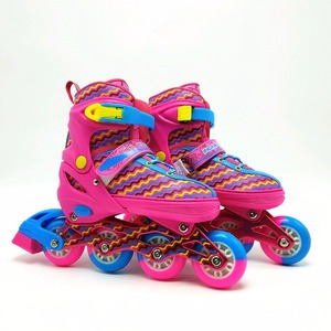 2018 latest style high quality Professional adult child roller skates heelies skate shoes