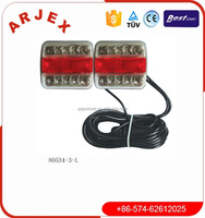 trailer LED light Magnetic light kit