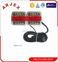 trailer LED light Magnetic light kit