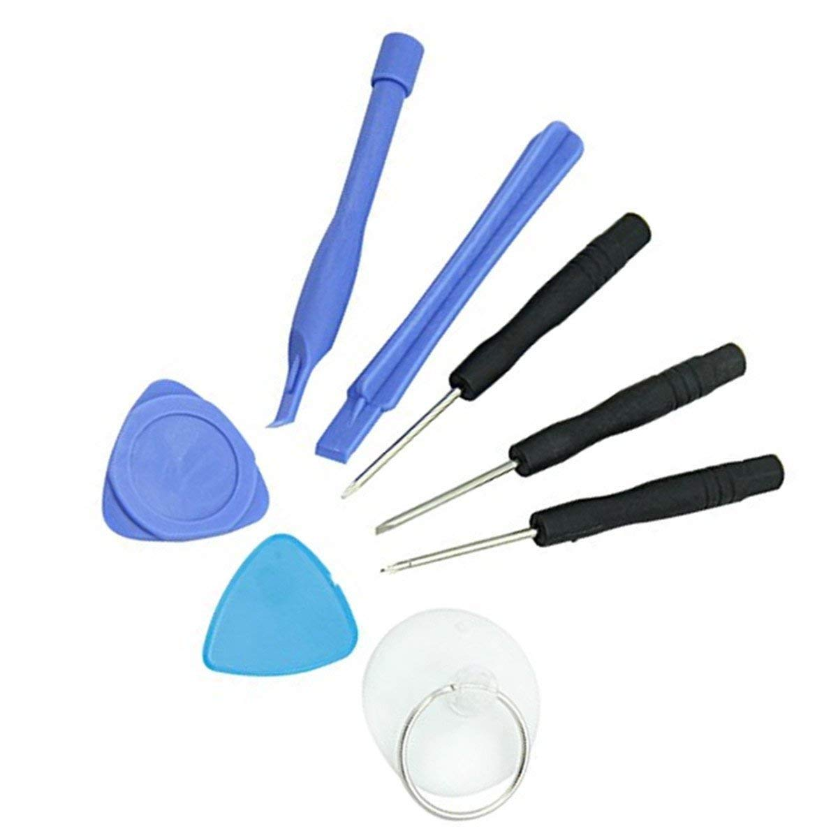 8 in 1 Mobile Phone Repair Tools Kit Smart Mobile Phone Screwdriver Opening Pry Set For iPhone Android iphone opening tools
