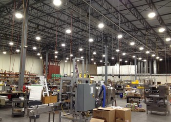 Super Bright 300w Led High Bay Light Fixture Of Warehouse