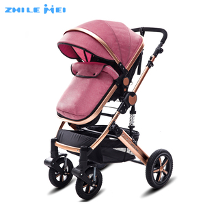 China Manufacturer New 3 in 1 Travel System Baby Stroller / Baby Pram
