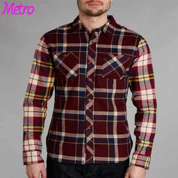2 pocket checked flannel shirt buy sleeveless check for Places to buy flannel shirts