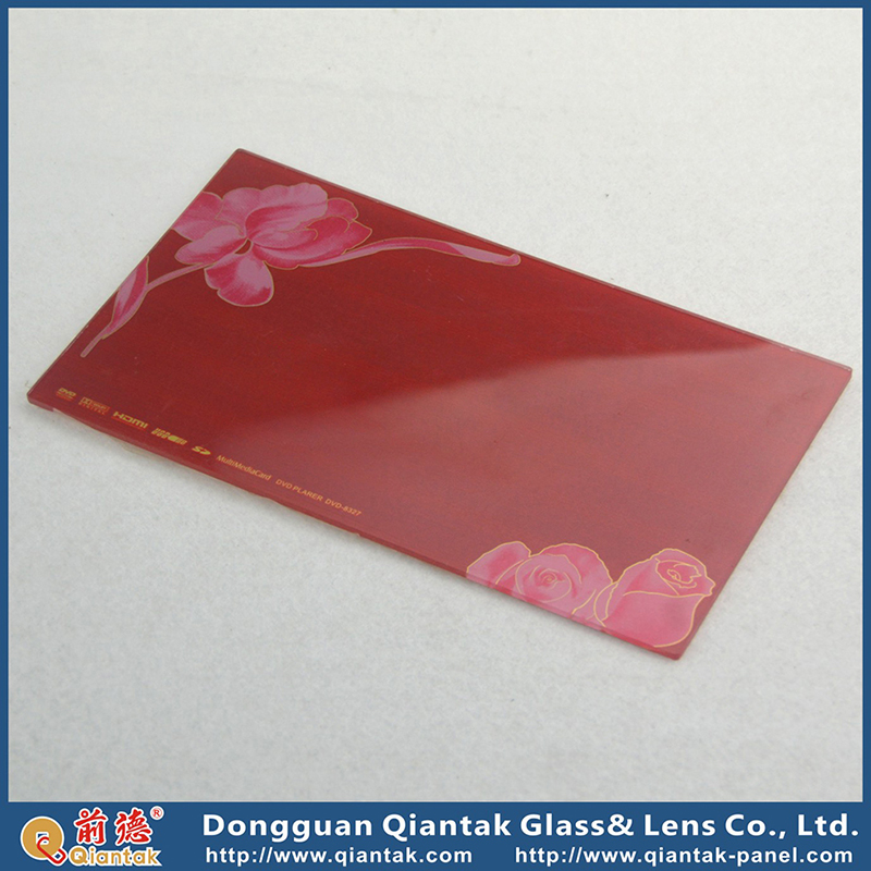 Decorative Front Acrylic/Pmma Panel With Screen Printing