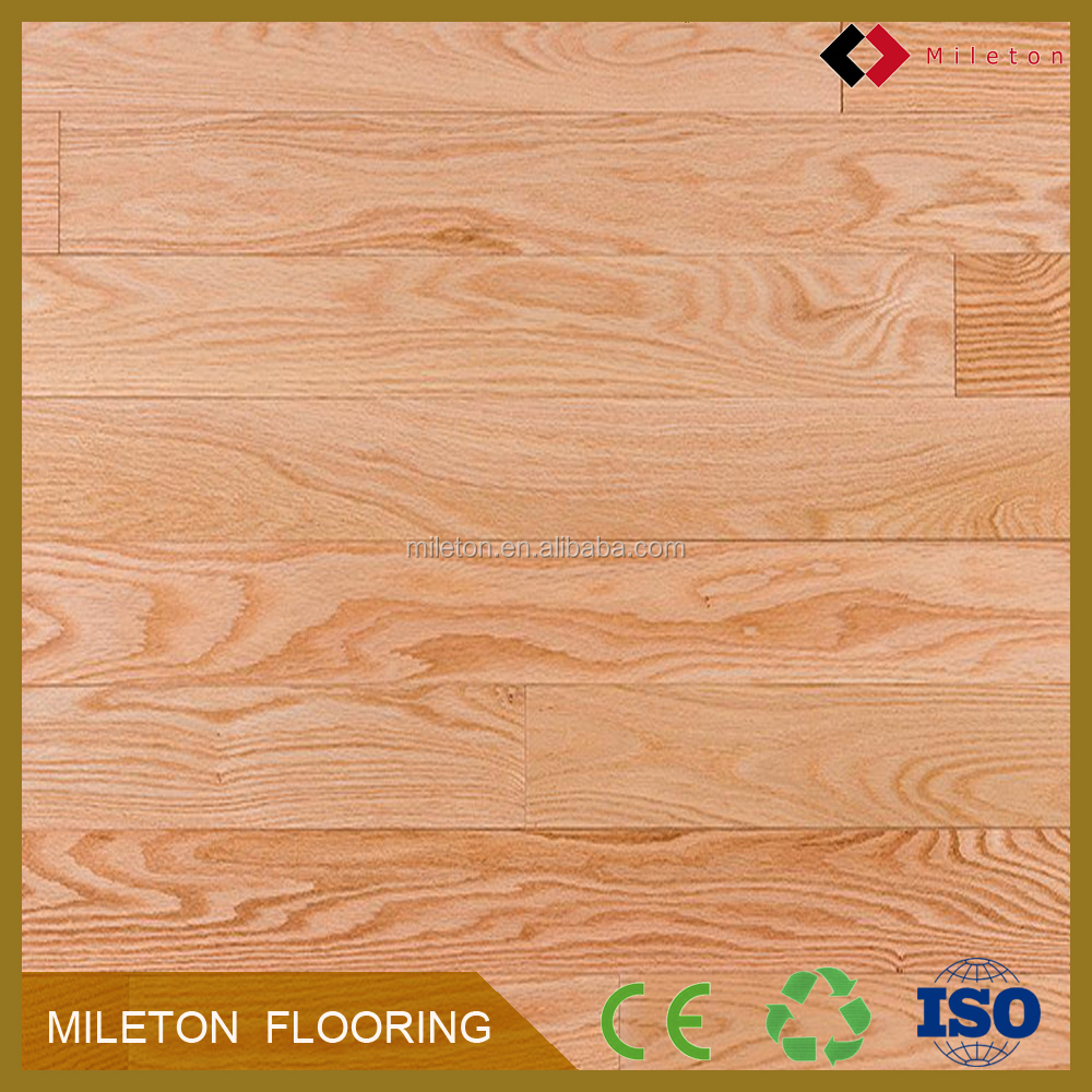 American red oak plank Indoor decoration Oak wood floors wood flooring solid