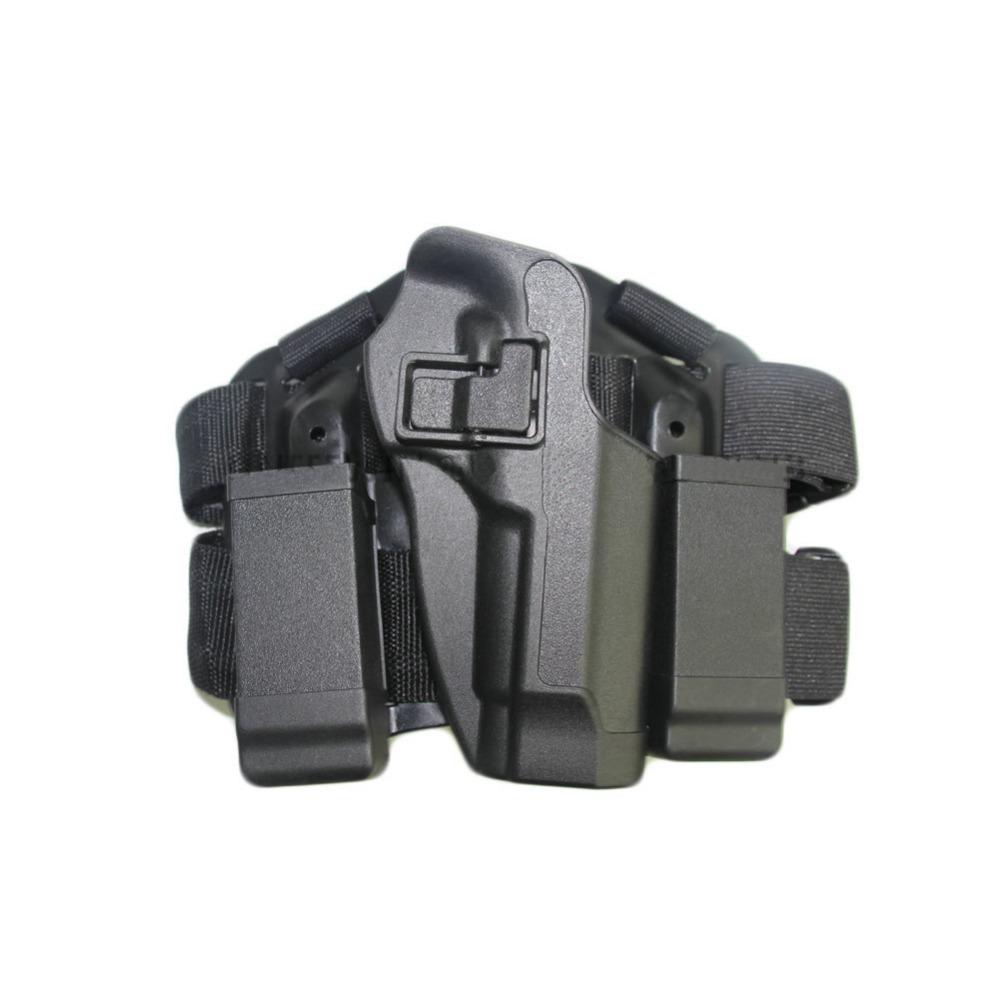 CQC Serpa el muslo mano derecha Funda de pistola para Beretta 92 96 M9 M92