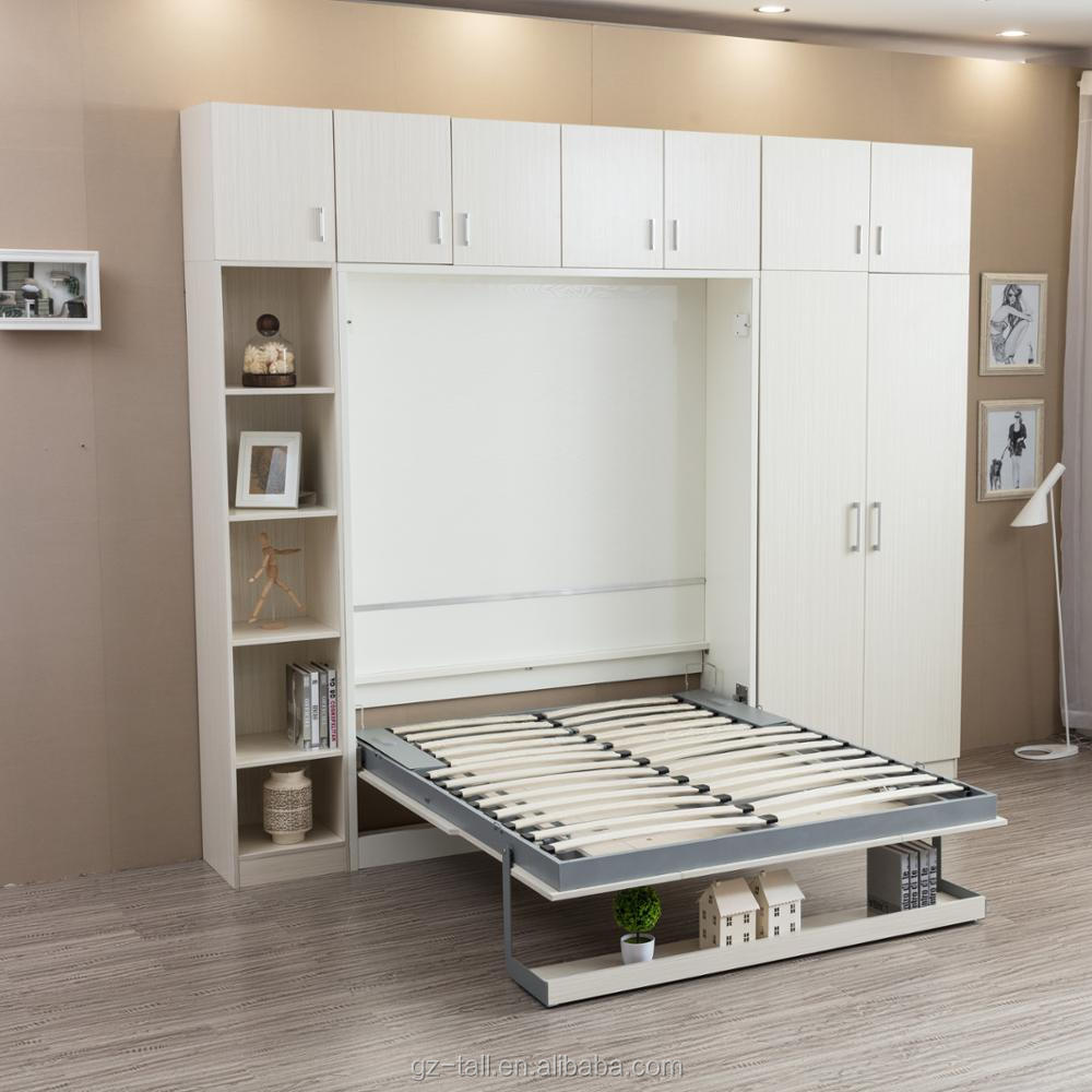 Folding Sofa Wall Bed 2018 Murphy Bed System Invisible Wall Folding