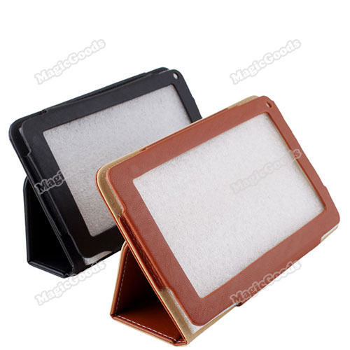 "[High Quality][Brand New]  PU Leather Protect Case Cover Stand Holder for 7"" Cube U25GT Tablet PC  [Hot]"