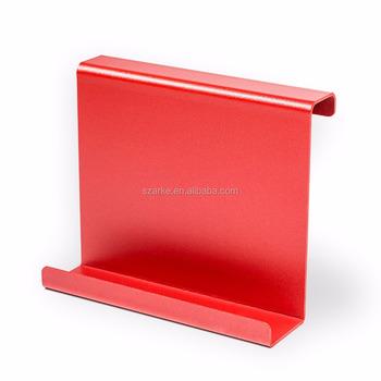 Custom Simply Tabletop Acrylic Book ShelfTreadmill Book Holder Cool Acrylic Magazine Holder For Treadmill
