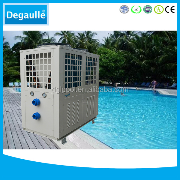China Cheap Air Exchanger Air To Water Jacuzzi Heat Pump Water Heater For Swimming Pool