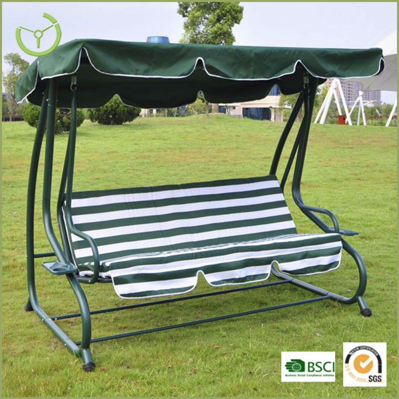 3 seater patio swing chair Garden swing & 3 Seater Patio Swing Chair Garden Swing