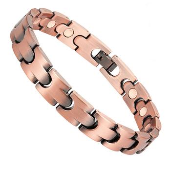 Inox 5000 Gauss Waterproof Pain Relief Magnetic Bracelet For Arthritis