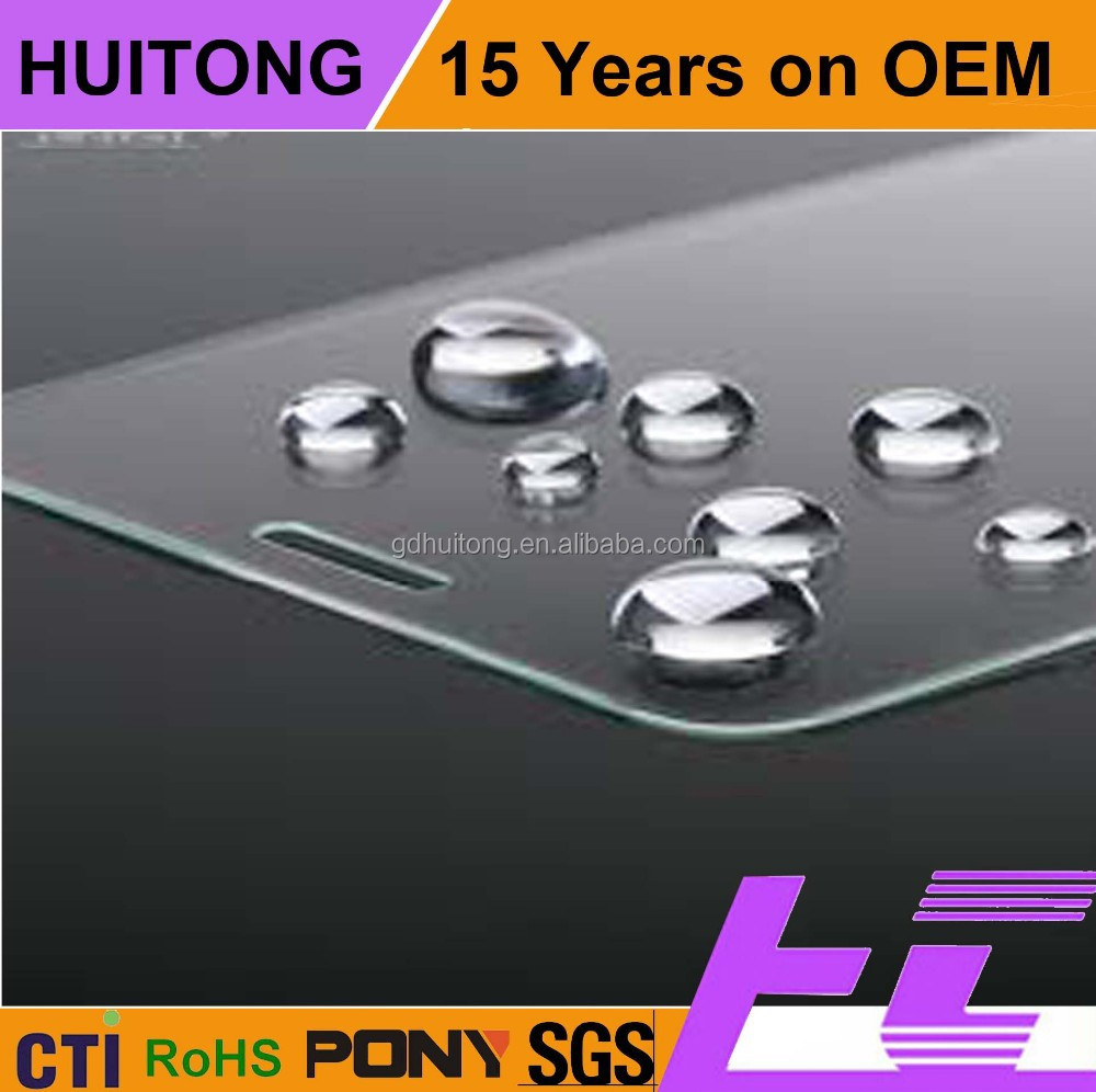 15 years factory supply anti-shock 9h 0.2mm 2.5d glass screen protector for sony ps vita