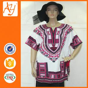 990d3cd38e6 Dashiki Shirt Dress
