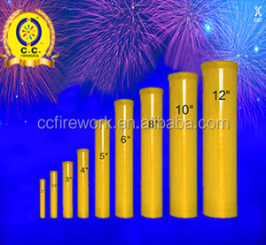 high quality 2 2.5 3 4 5 6 7 8 10 12 inch fireworks fiberglass Motar tube/high strength fiberg for wholesale with factory prices