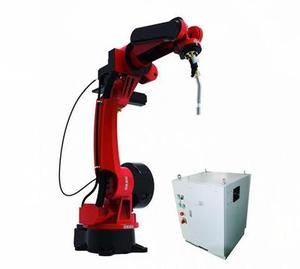 6 Axis Cnc Industrial Automatic Arm Robot Welding Equipment With Robotic Arm