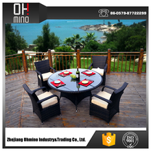 Rattan wicker outdoor aluminum furniture cedar outdoor furniture