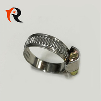 Stainless Steel Auto Tube Pipe Hose Clamp German Hose Clamp