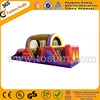 Popular kids inflatable obstacle course inflatable bouncer combo A5012