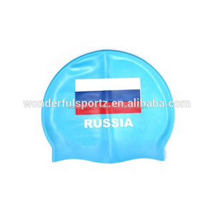 fcde0094342 Flag Swim Cap Wholesale