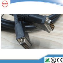 gold plated DVI to scart cable av adapter, dvi to dvi cable 6m