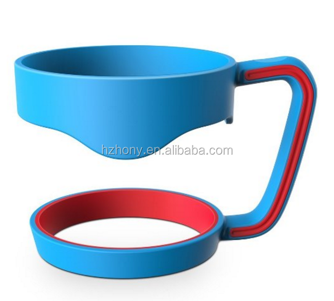 Handle for Yet Rambler 30 oz Tumblers, Rtic, Sic Cup and more (Blue Handle only-Tumbler not included)