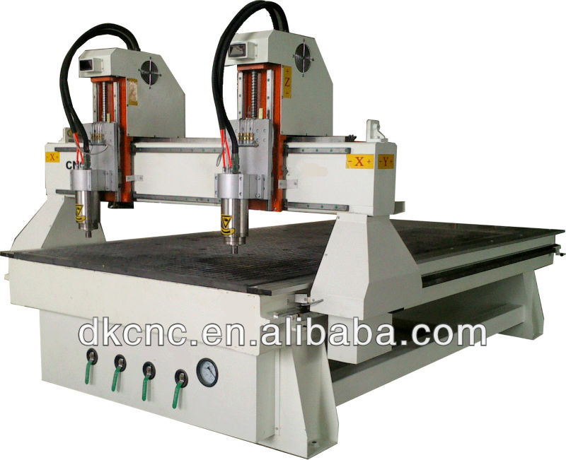 3D CNC Wood Carving Machine/Wood CNC Router Machine Price DM-1325-2