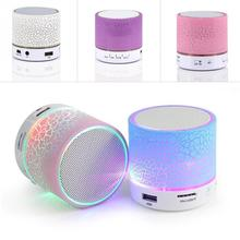 New OEM professional music speaker wireless blue tooth mini portable speaker A9 for computer pa system speaker with USB cable