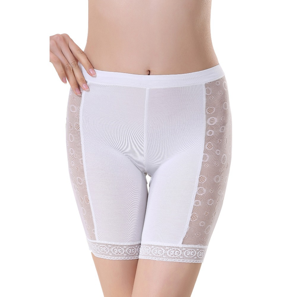 62673338c6f Buy Womens High Waist Lace Boyshorts Panties Butt Lifter Shapewear Sexy  Control Trim Butt Skinny Pants Fishnet Bare Short Pants in Cheap Price on  Alibaba. ...