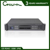 CTRLPA CT1301C USB MP3 VCD DVD pa system CD player
