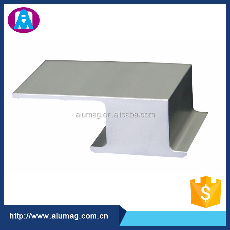 factory price 6061 T5 L shape aluminum profile extruded