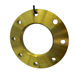 Supply blade flange