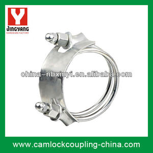 Steel Spiral Clamp