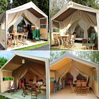 outdoor large Luxury semi permanent hotel gl&ing tents & Outdoor Large Luxury Semi Permanent Hotel Glamping Tents - Buy ...