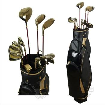 2018 golf clubs complete set right handed cheap golf club head or complete set of clubs with Golf bag