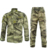 Outdoor Unisex Camouflage military uniform army combat uniform paintball militar tactical clothing