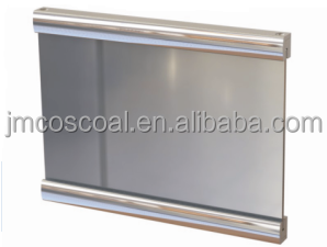 aluminium profile for interactive whiteboard