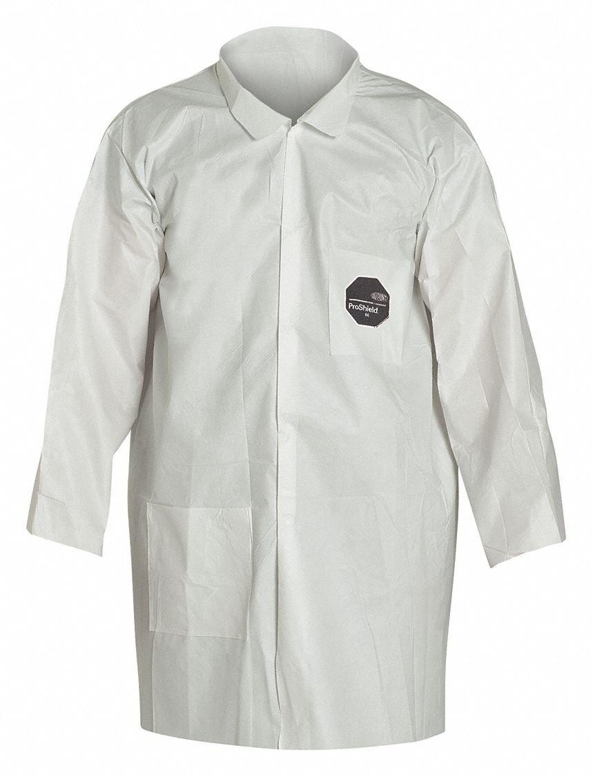 Lab Coat, 4XL, Proshield(R) Nexgen(R), PK30
