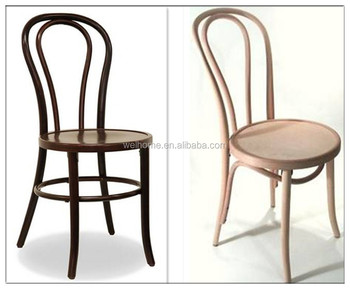 Attrayant Stacking French Style Bentwood Dining Chair, Thonet Chair, Cafe Chair
