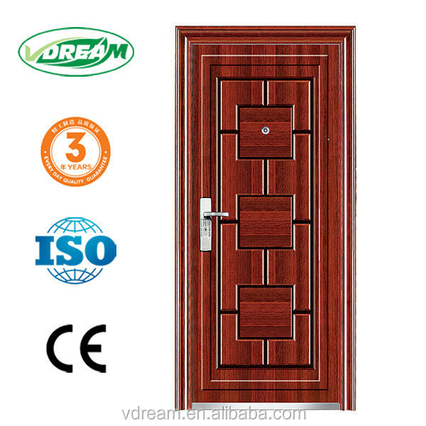 steel door with low price from china